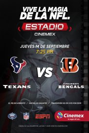 -NFL17- HOU vs CIN