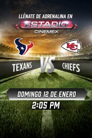 -NFL19- Divisional 2: Houston Texans vs. Kansas City Chiefs