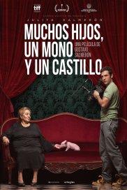 Poster de:1 Muchos Hijos, Un Mono y Un Castillo