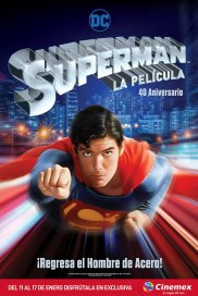 Superman 40 Aniversario