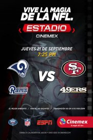 -NFL17- LA vs SF