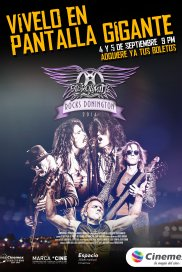 Aerosmith Rocks Donnington