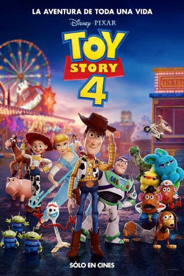 Toy Story 4 En Cartelera Cinemex