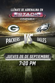 -NFL19- Green Bay Packers vs Philadelphia Eagles