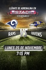 -NFL19- Los Angeles Rams vs Baltimore Ravens