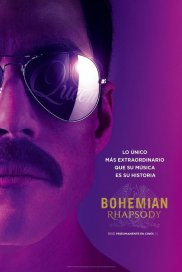 Poster de:1 Bohemian Rhapsody: La Historia de Freddie Mercury