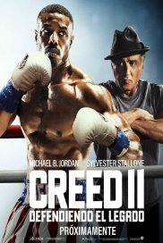 Poster de:1 Creed II: Defendiendo el Legado