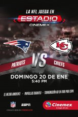 -NFL18- Final de Conferencia: Patriots vs. Chiefs