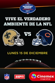 -NFL14- New Orleans Saints Vs Chicago Bears