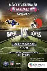 -NFL20- Baltimore Ravens vs Cleveland Browns