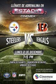 -NFL20- Pittsburg Steelers vs Cincinnati Bengals