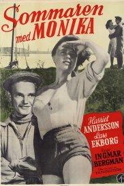 Poster de:2 -RIB- Un Verano Con Mónika