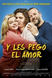 Poster de:1 Y les Pegó el Amor