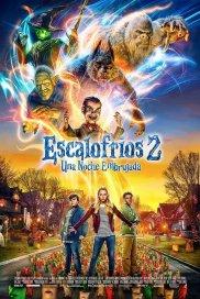 Poster de:2 Escalofríos 2: Una Noche Embrujada