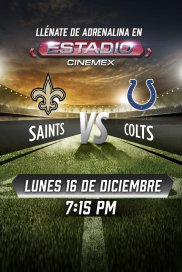 -NFL19- New Orleans Saints vs Indianapolis Colts
