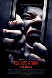 Poster de: Escape Room: Sin Salida