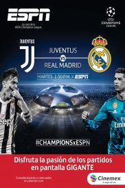 -UEFA18- Juventus vs Real Madrid