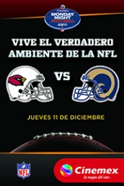 -NFL14- Arizona Cardinals Vs St. Louis Rams