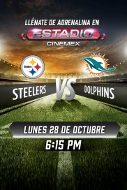 -NFL19- Pittsburgh Steelers vs Miami Dolphins