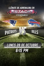 -NFL19- New England Patriots vs Buffalo Bills