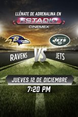 -NFL19- Baltimore Raven vs New York Jets