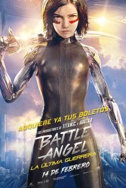 Battle Angel: La Última Guerrera