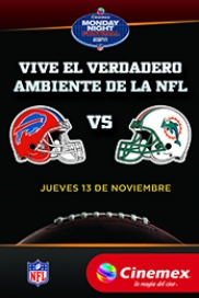 -NFL14- Buffalo Bills Vs Miami Dolphins