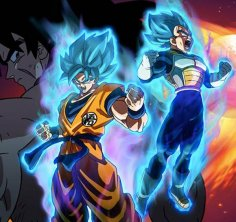 Dragon Ball Super: Broly - Una historia super legendaria