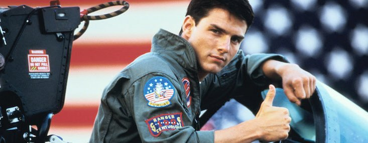 "Tom Cruise volvería a ser Maverick en ""Top Gun 2"""