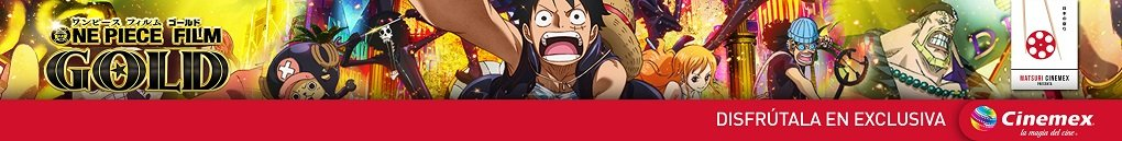 Preventa - One Piece Gold