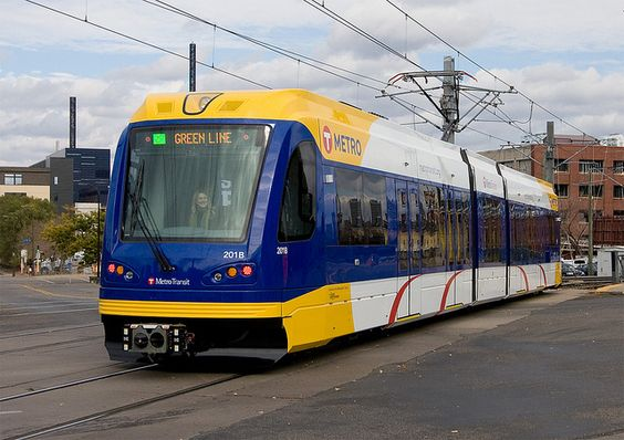Siemens S70 on Minneapolis Green Line (Wikimedia)