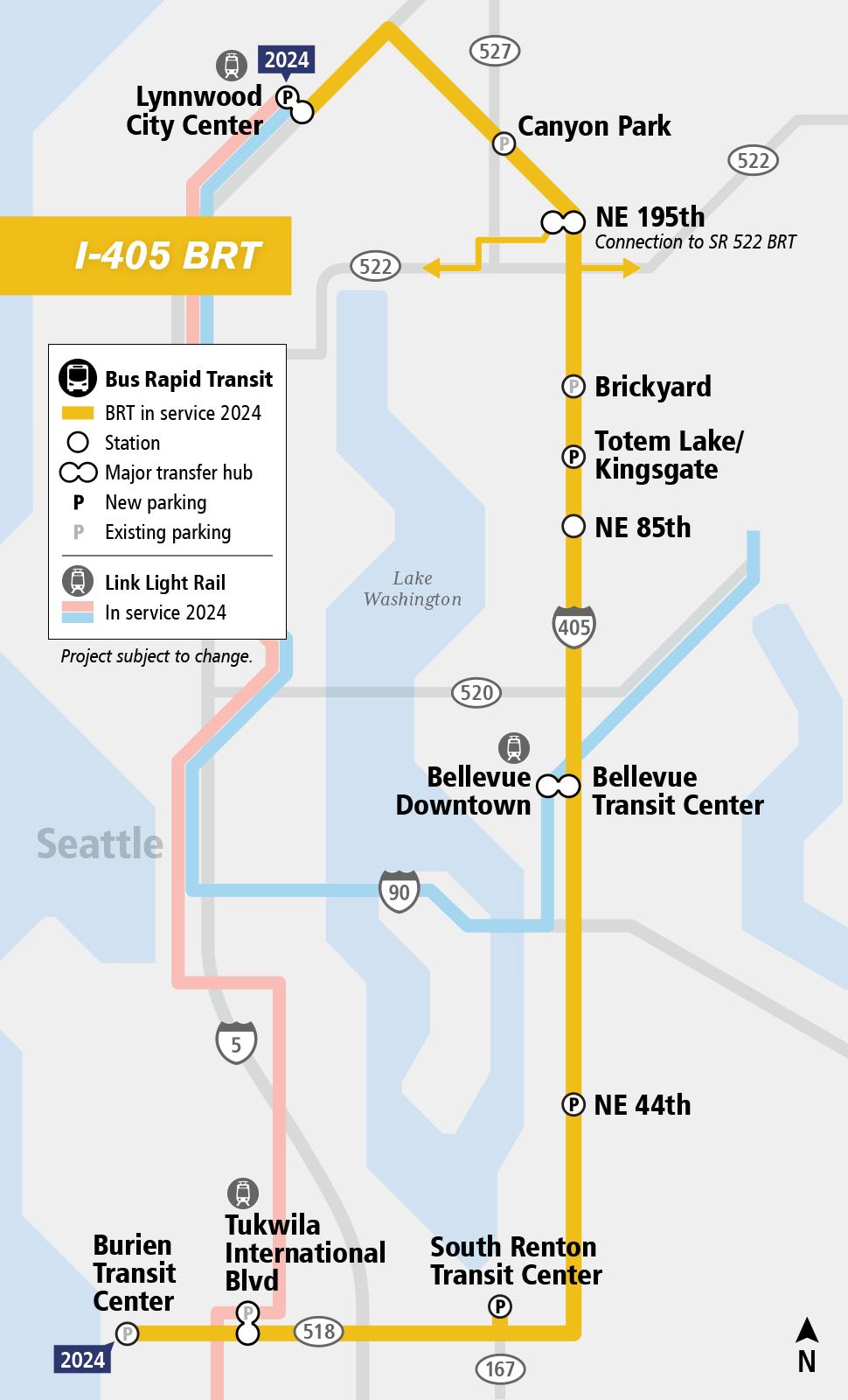 ST3 BRT Lines Move Forward – Seattle Transit Blog