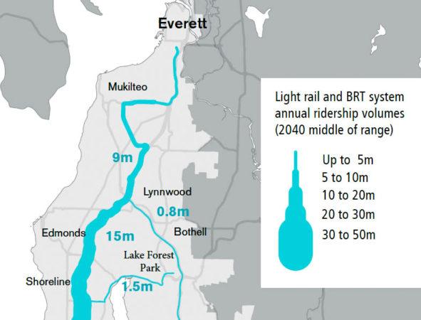 Ridership Map