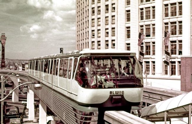 ORCA Pod Welcomes Monorail – Seattle Transit Blog