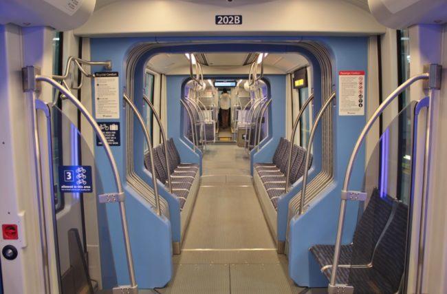 Sound Transit shows off new Siemens light rail vehicles – Seattle