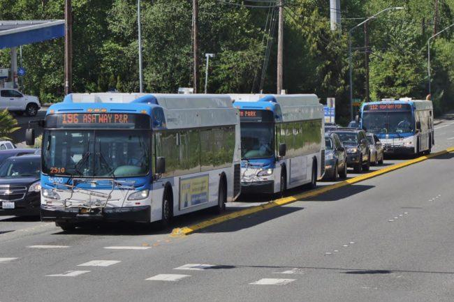 Community Transit begins study of Link-based restructure for