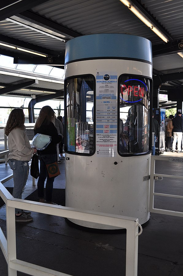 Monorail proposal raises fares to offset ORCA transfers, passes