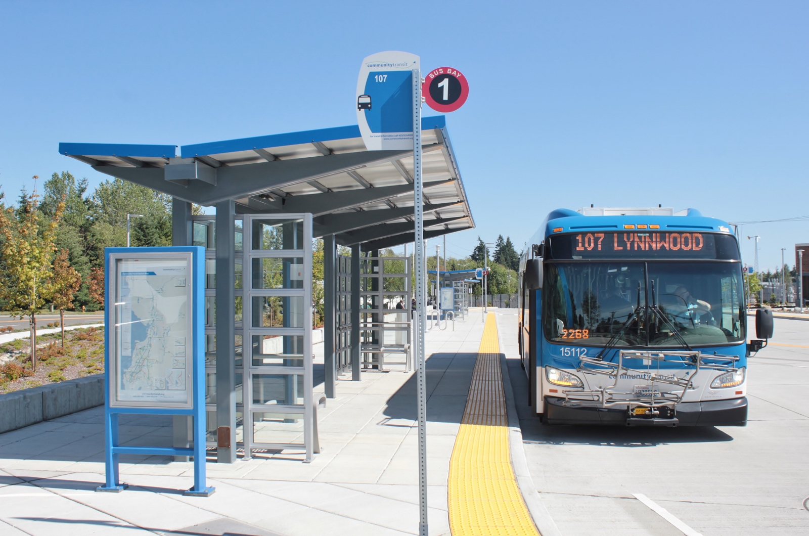 Community Transit boosts Swift and Sunday services