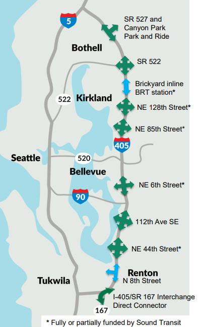I-405 BRT South moves forward