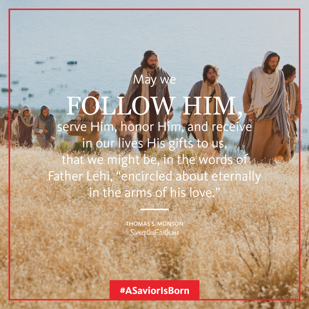 Come, Follow Me   16 August 2018   LDS Daily