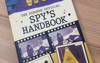Spy's handbook