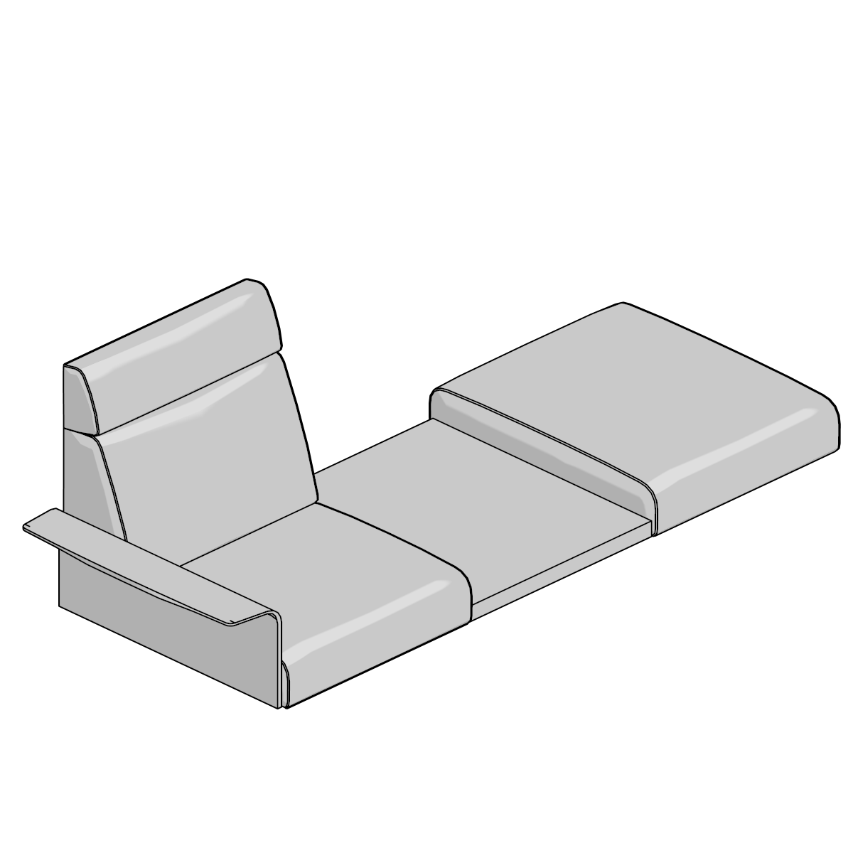 Pleasing 3D Models Archive Steelcase Caraccident5 Cool Chair Designs And Ideas Caraccident5Info