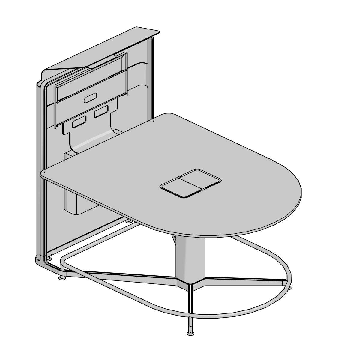 3d models archive steelcase.
