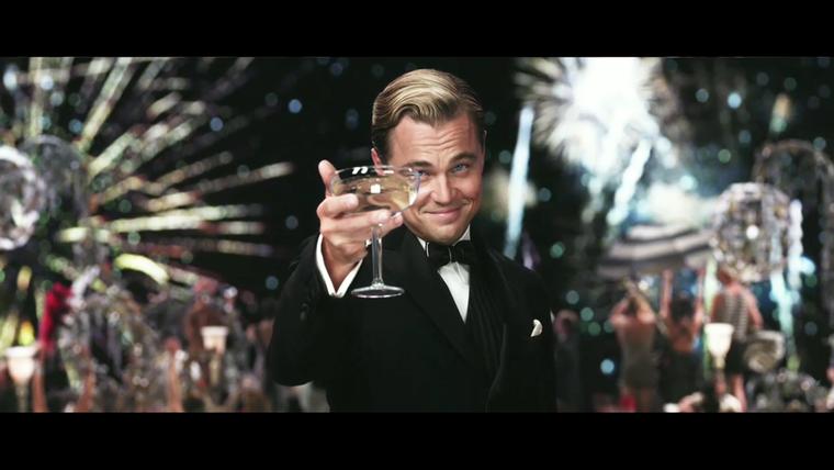Thumb champagne  gatsby