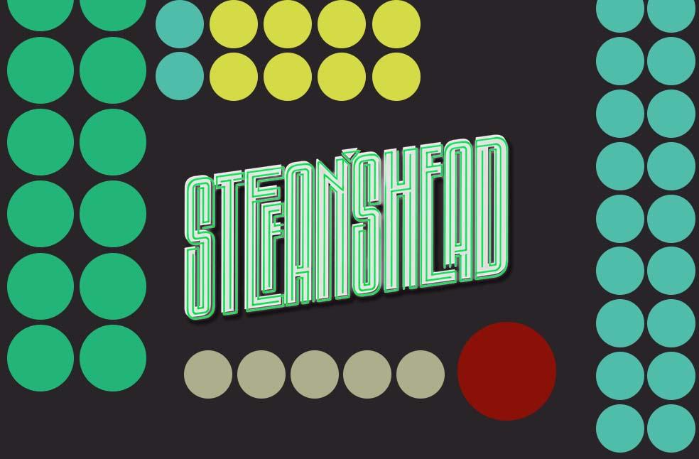 Stefan's Head - Logo - 007 Edition