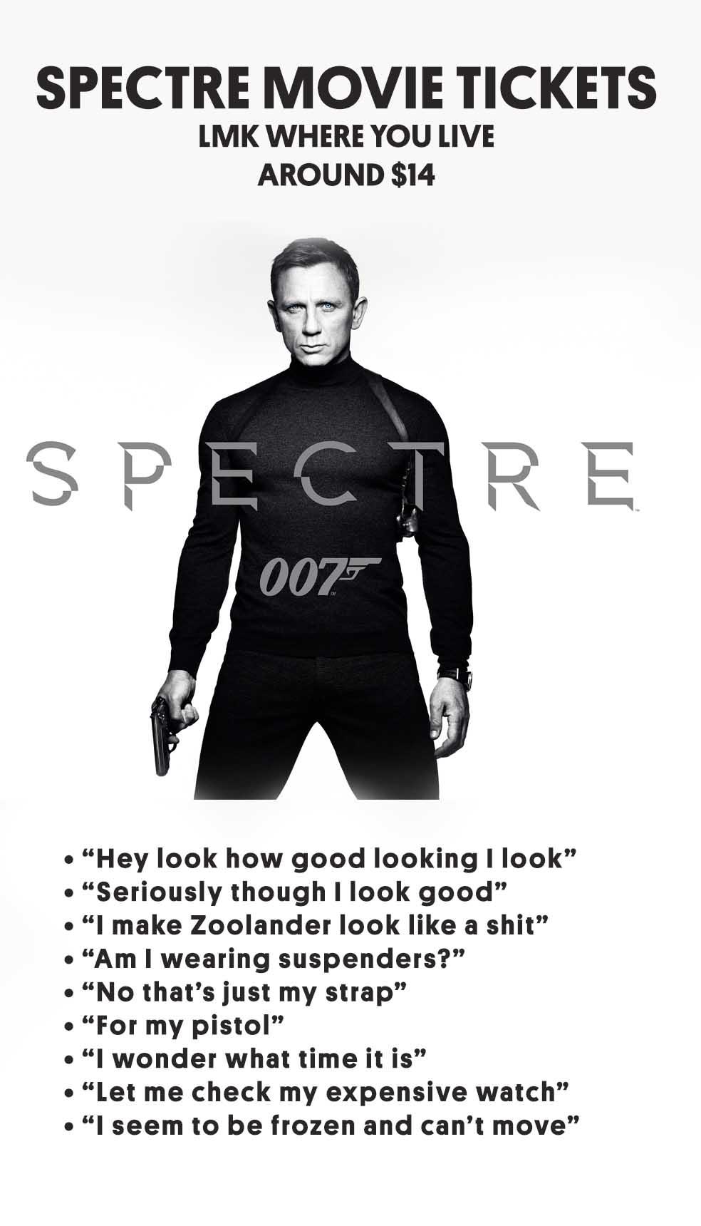 Stefan's Head - 007 Edition