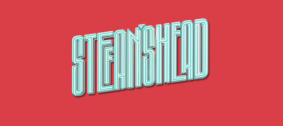 Stefan's Head - Logo