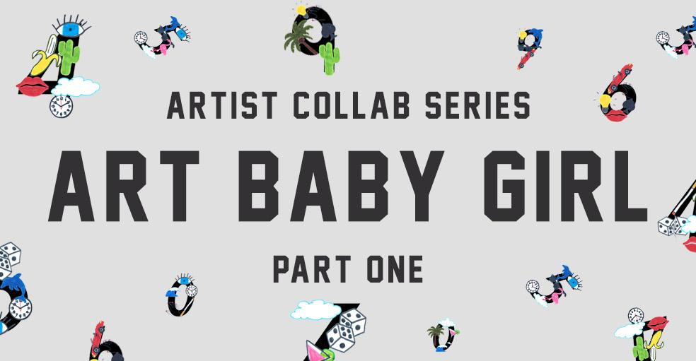 Stefan's Head - Art Baby Girl Part 1
