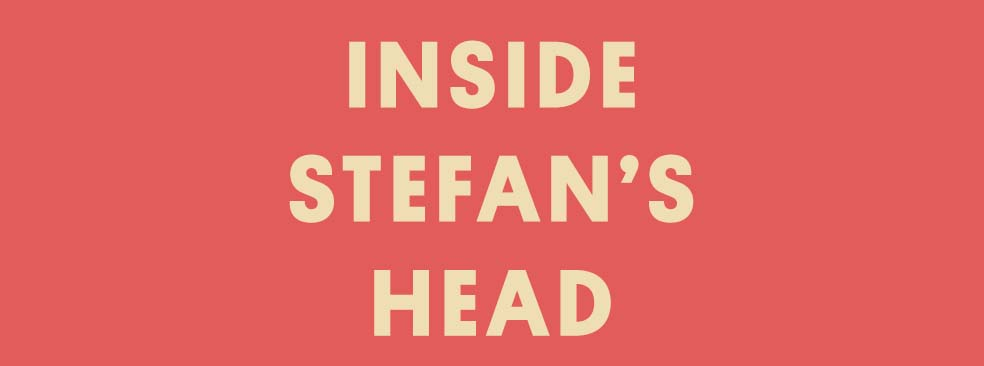 Stefan's Head - Day 2