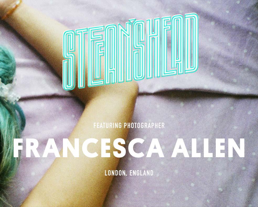 Stefan's Head - Logo - Francesca Allen